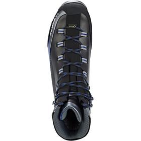 La Sportiva Trango TRK Leather GTX Zapatillas Hombre, carbon/dark sea